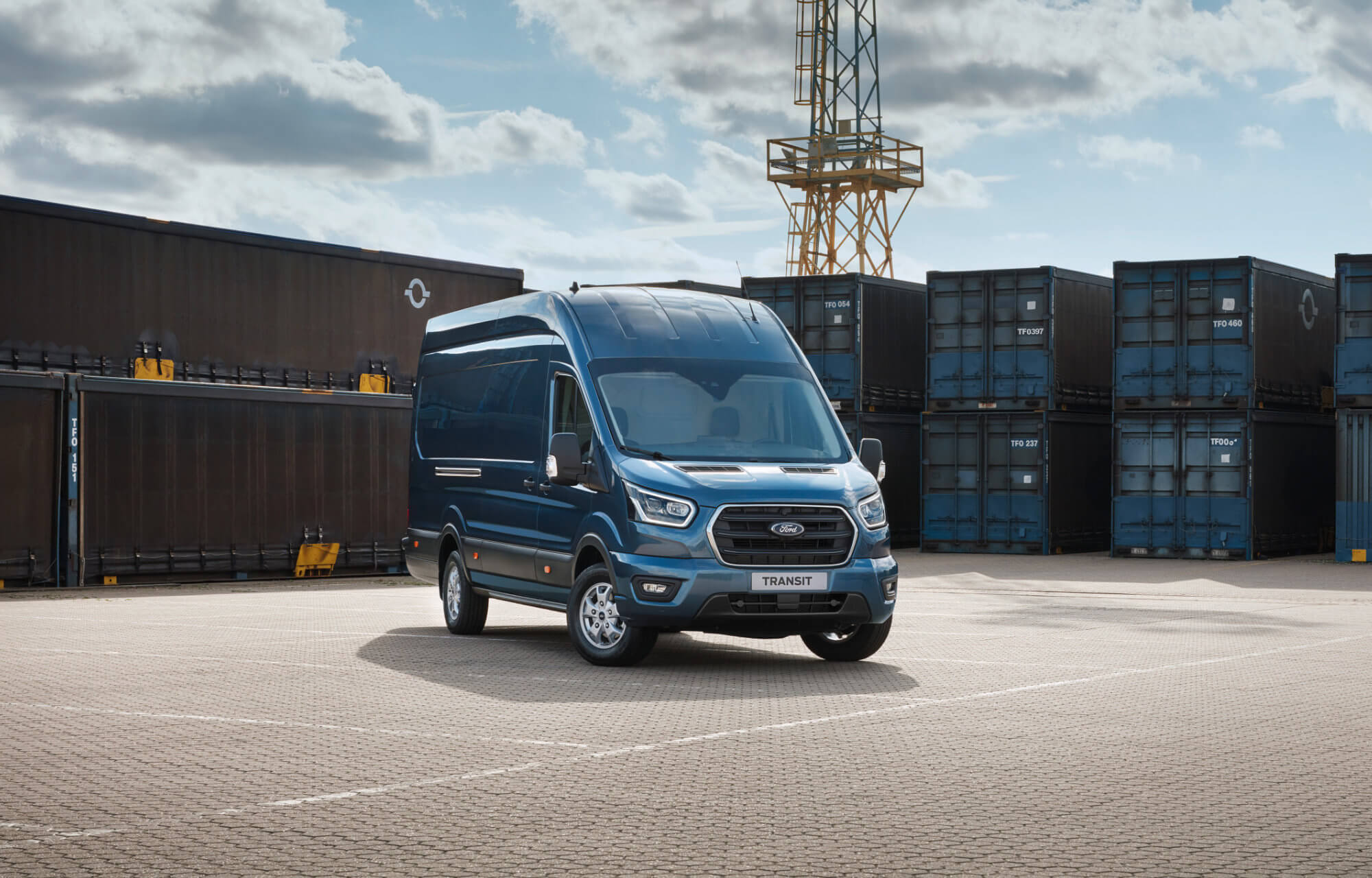 Véhicules utilitaires Ford Luxembourg