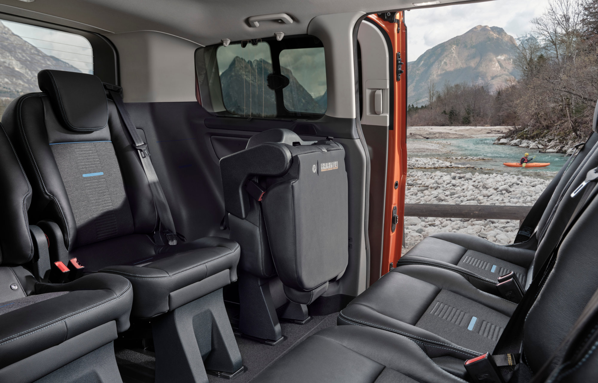 Nouvelle gamme Ford Transit