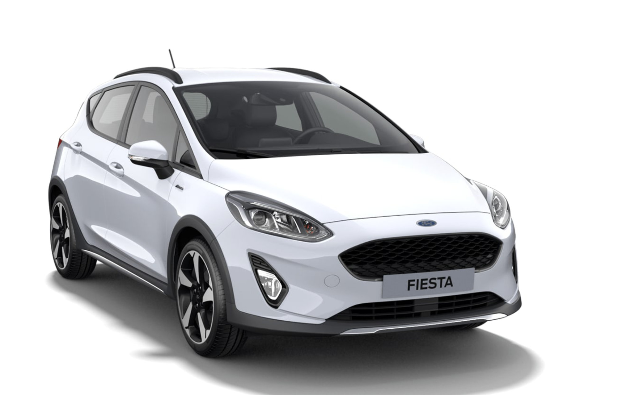 Nouvelle Ford Fiesta Active 3