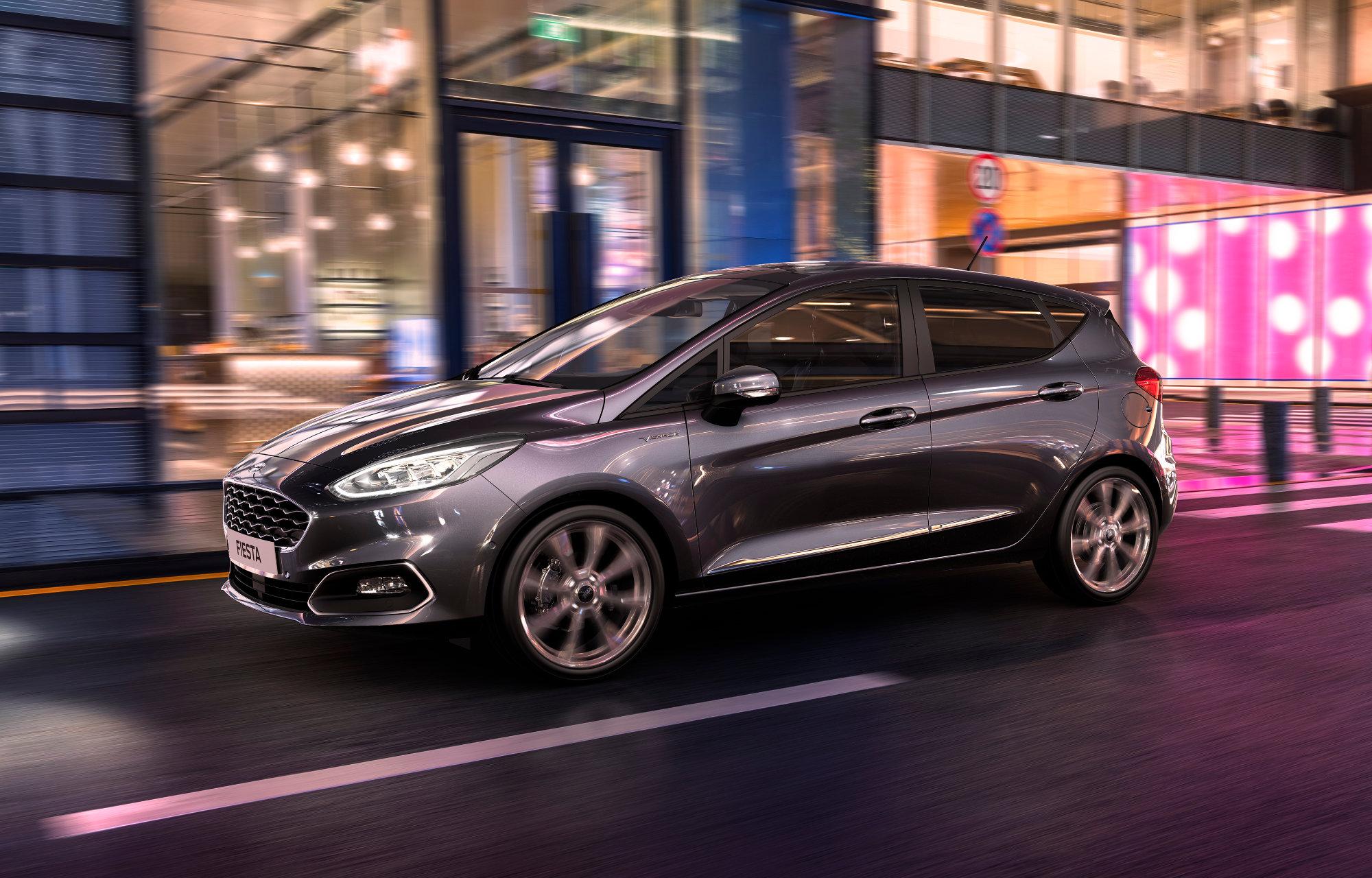 Ford Fiesta Mild Hybrid