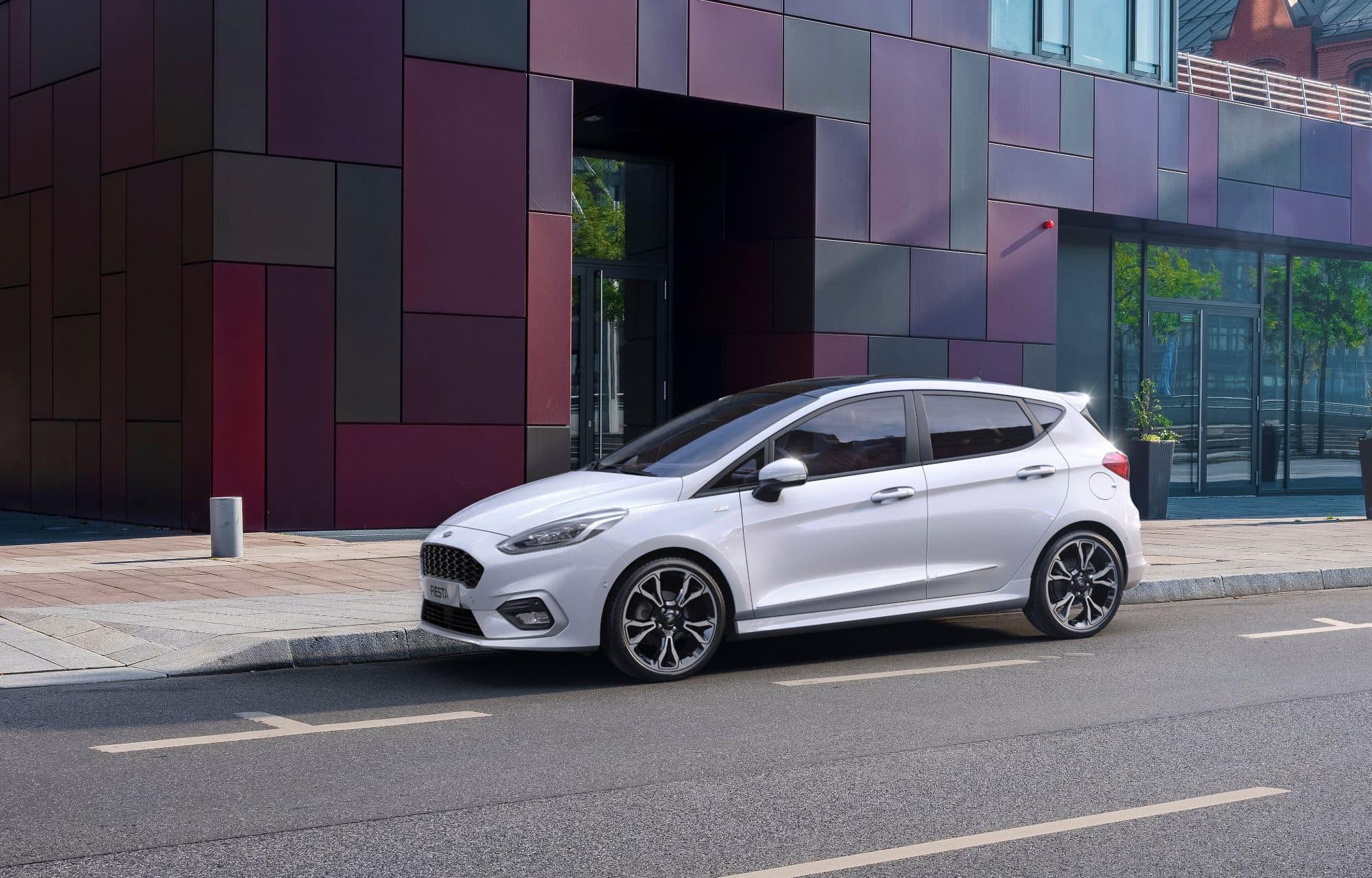 Ford Fiesta Mild Hybrid Belgique