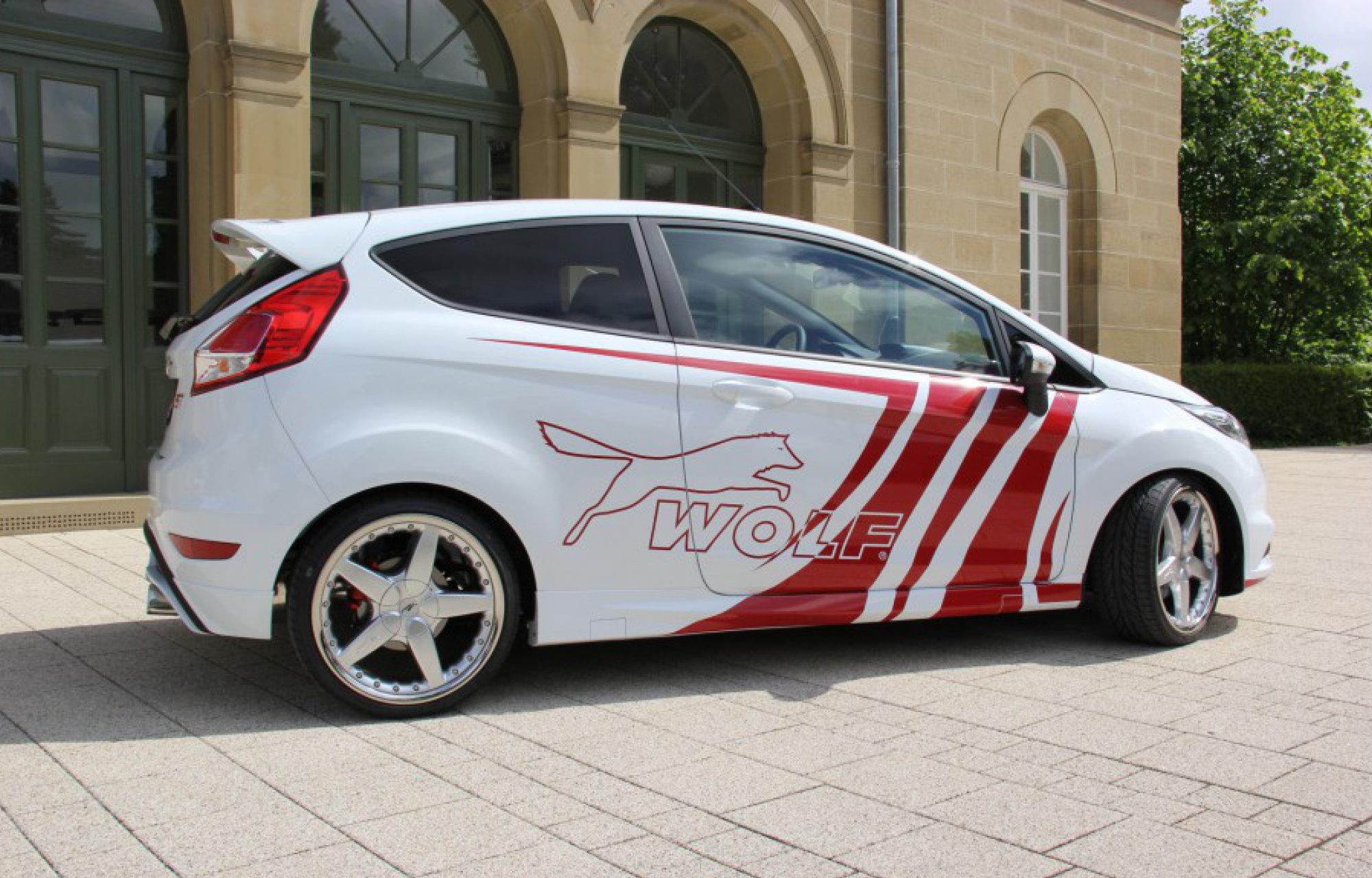 Fiesta ST Wolf Racing