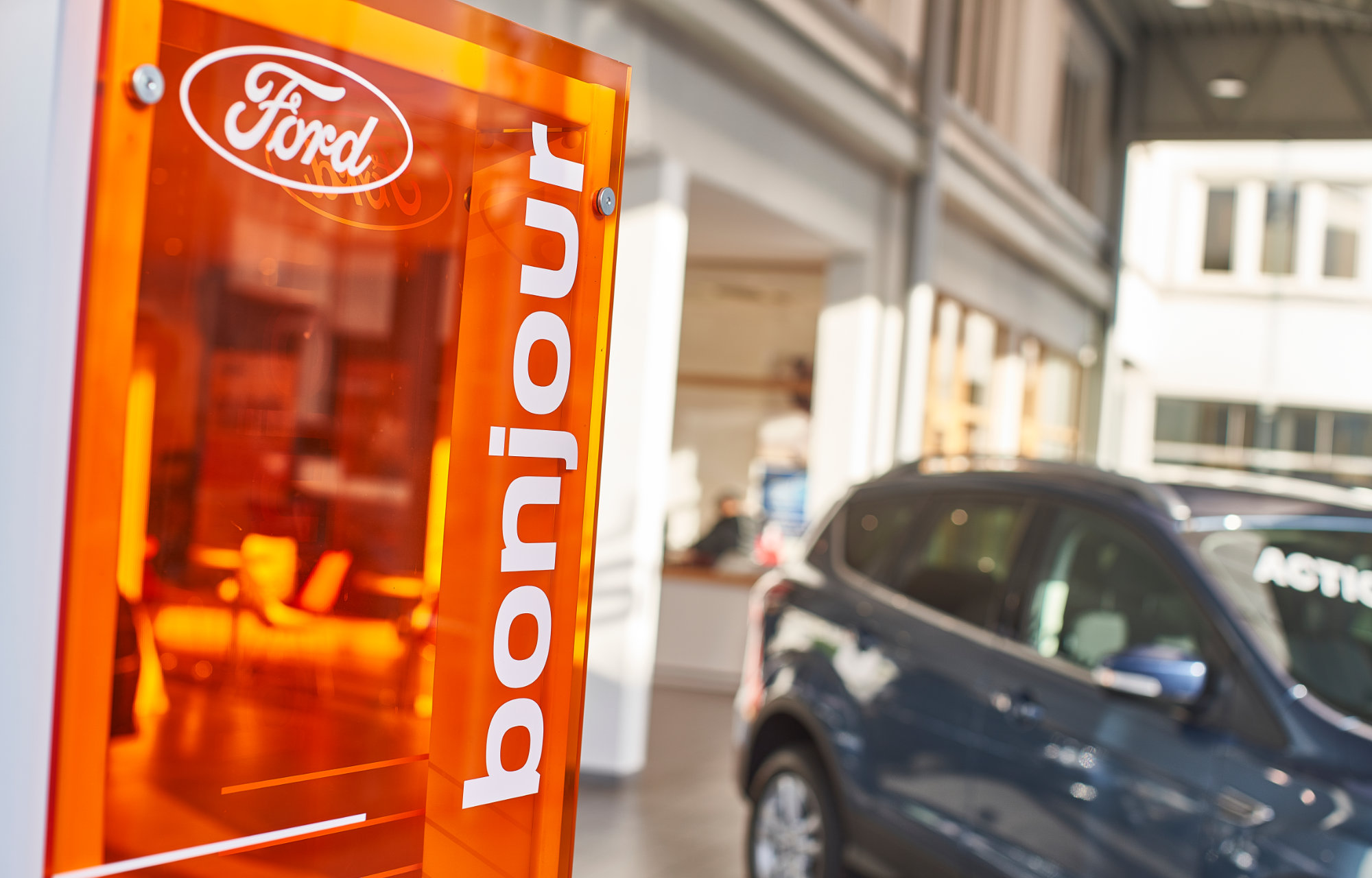 Ford De Doncker Soignies