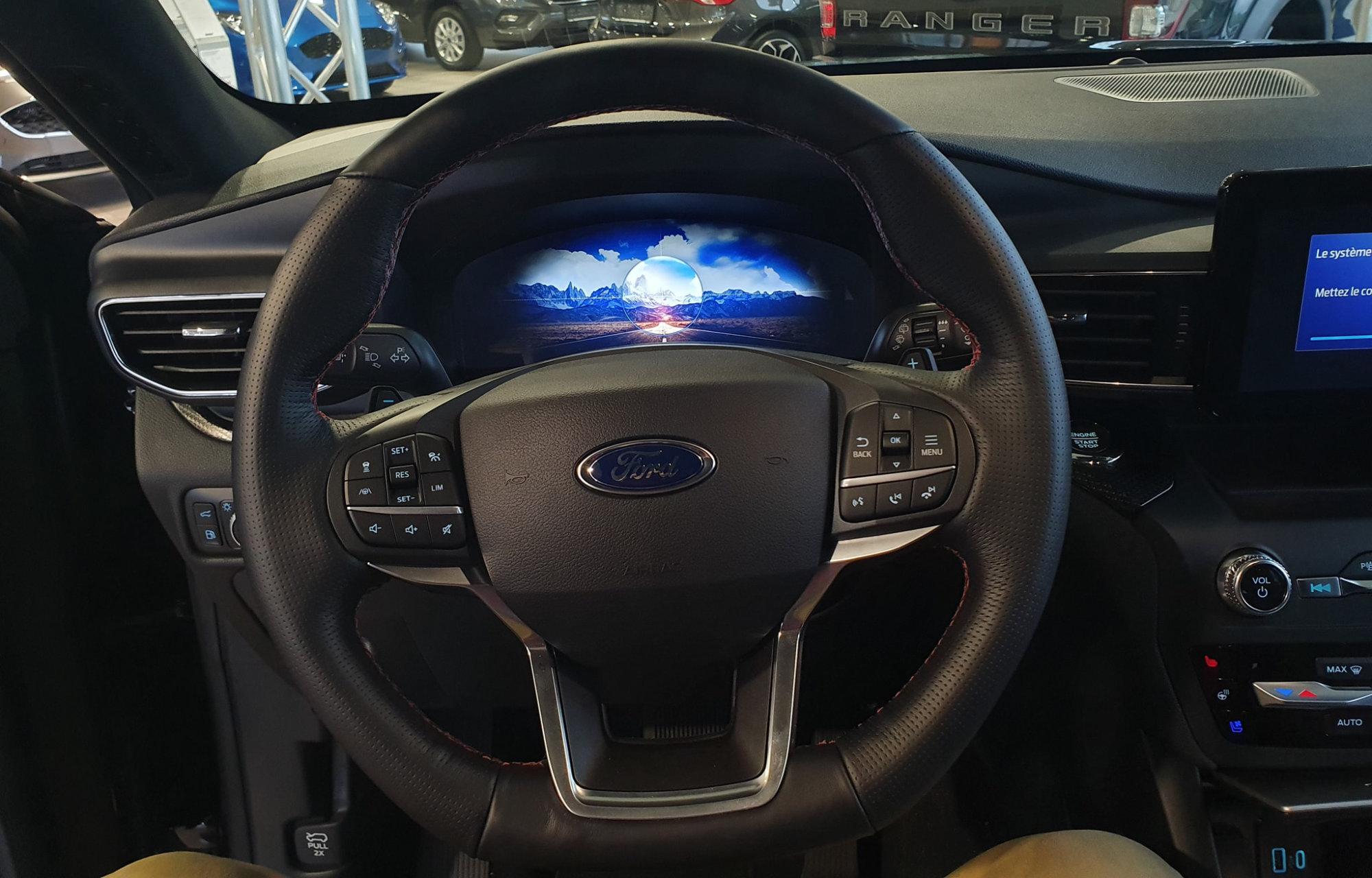 Ford Explorer Mons