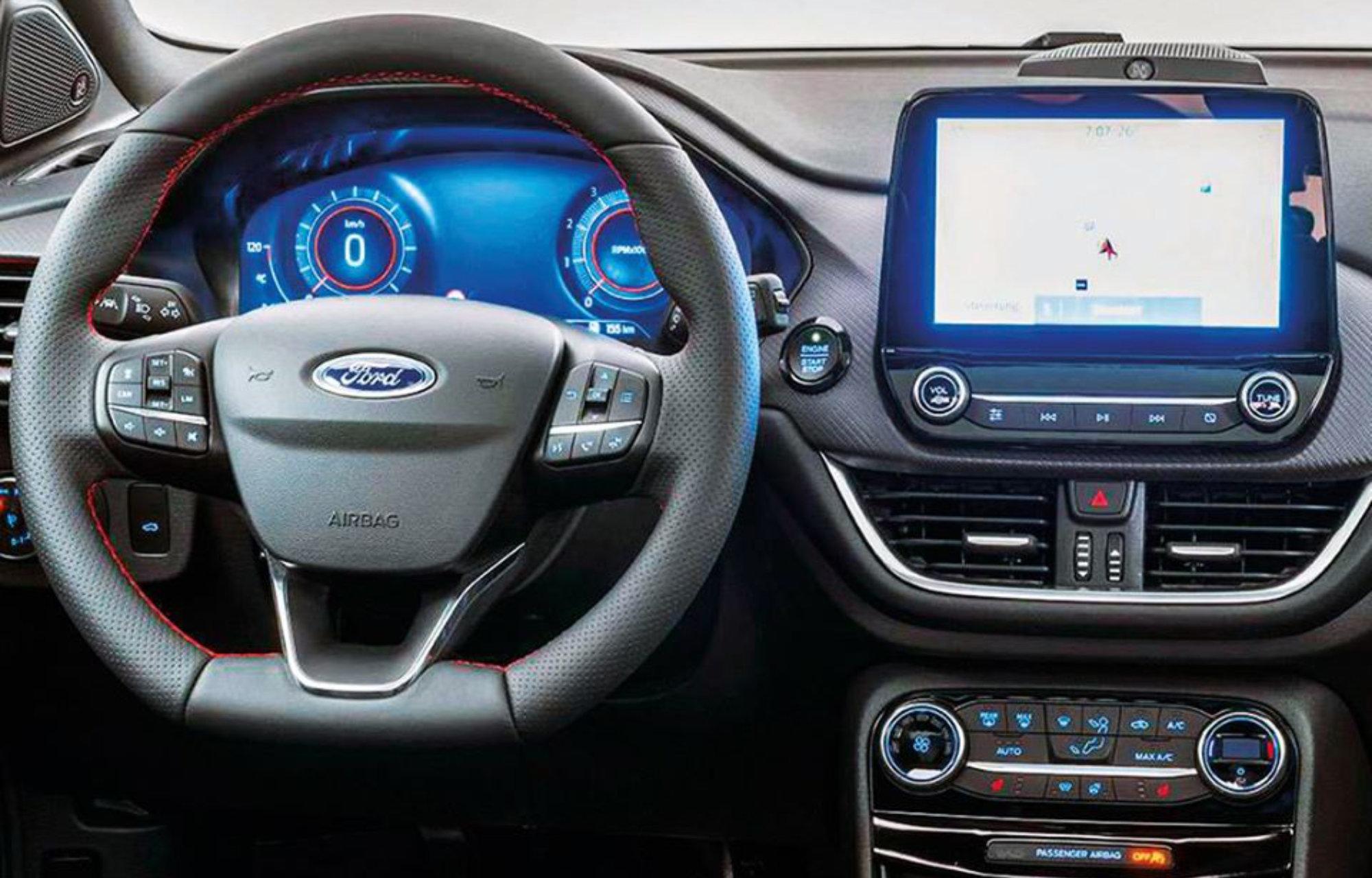 Ford Puma Vanspringel Automobiles