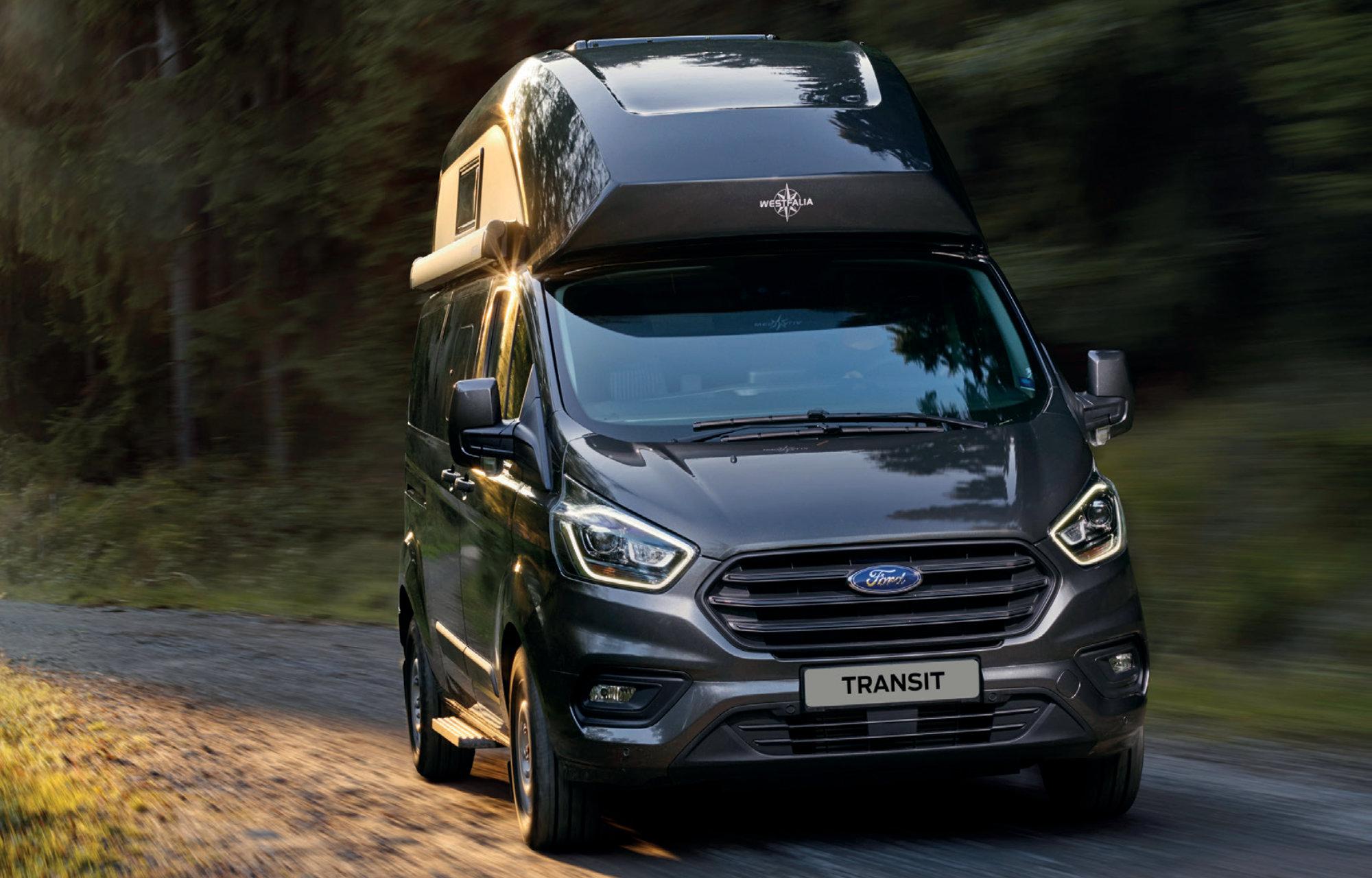 Ford Transit Custom Nugget Spirletautomobiles