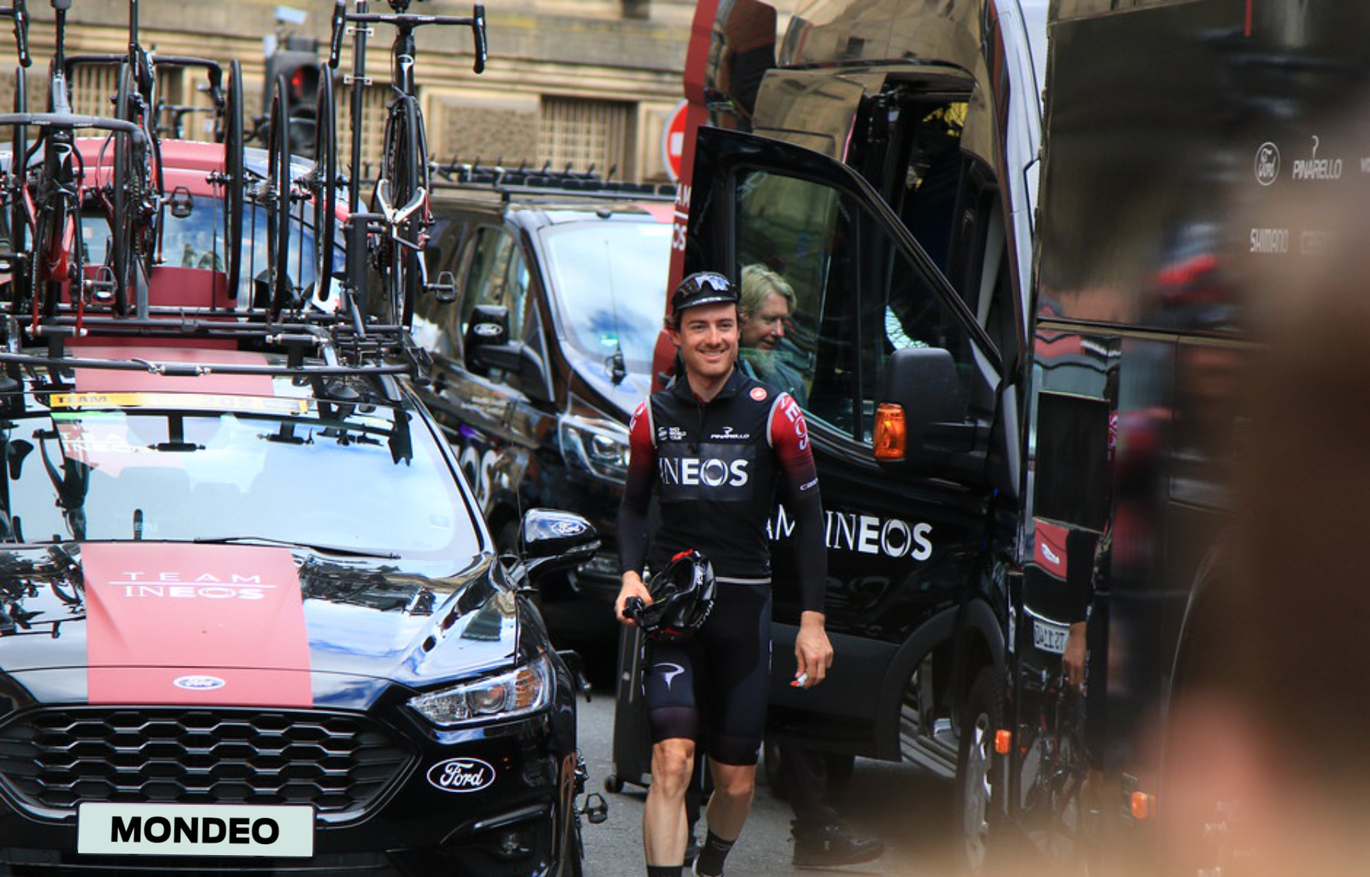 Ford & Team Ineos