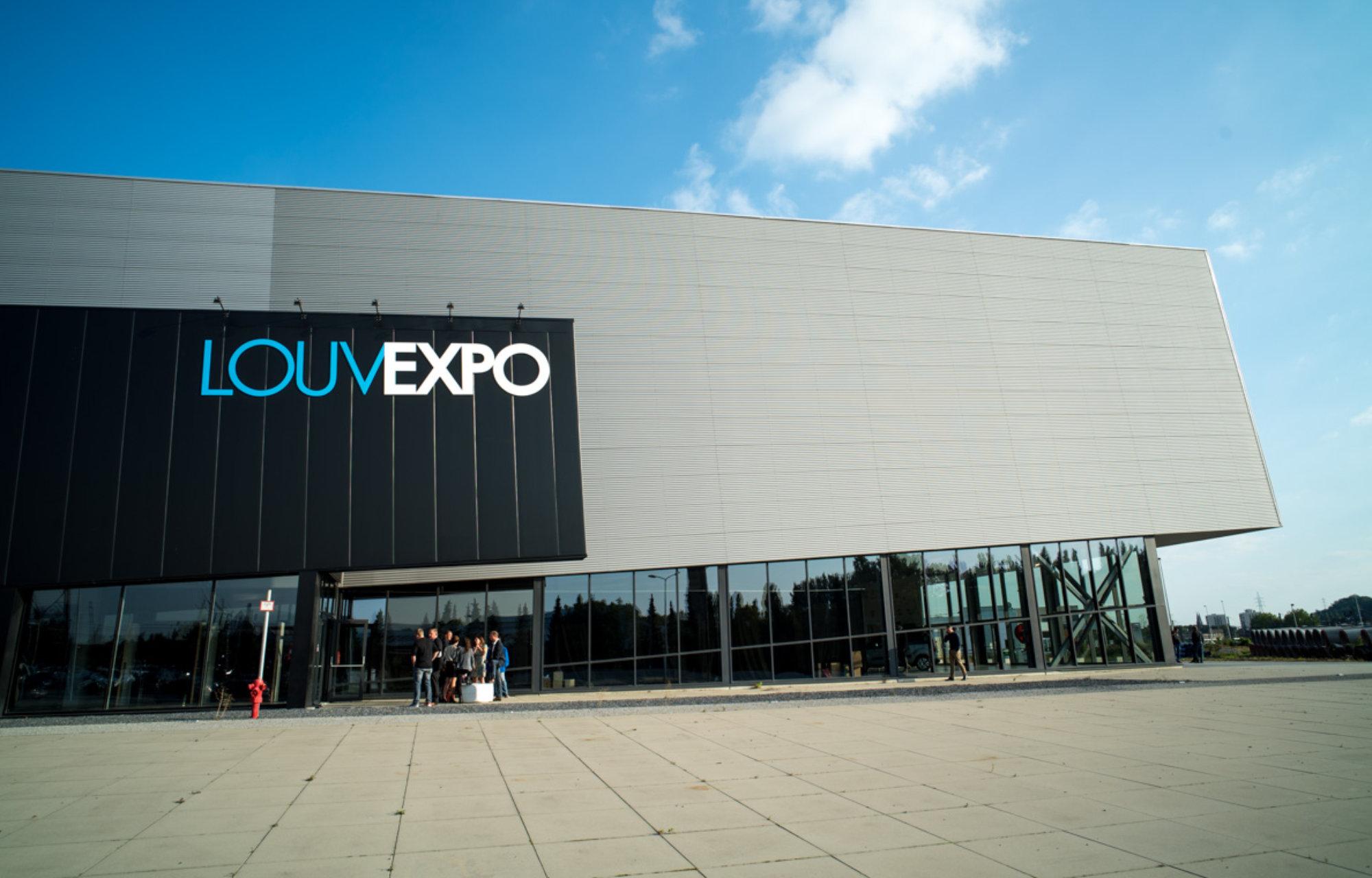 Louvexpo Belgique