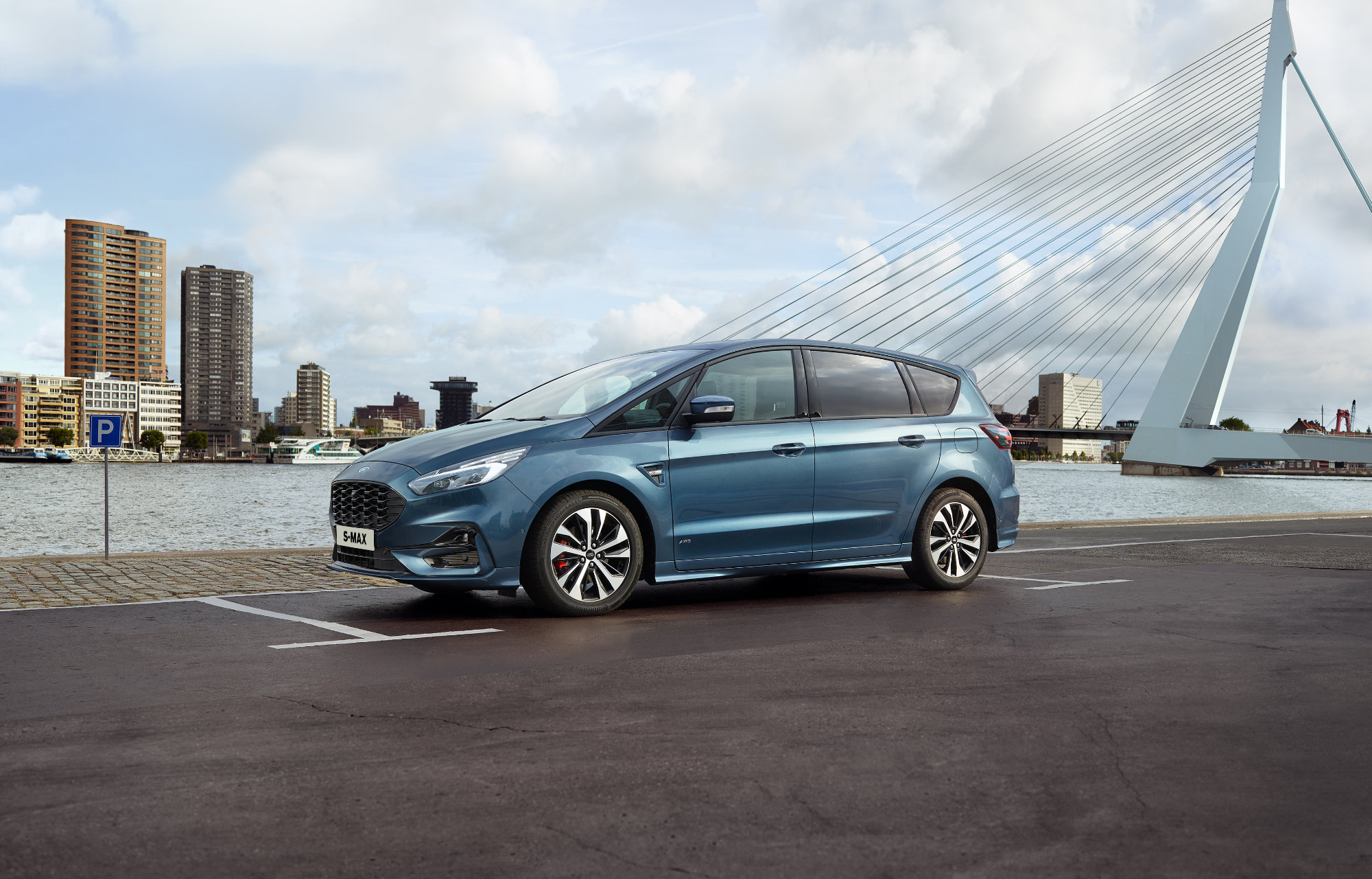 Nieuwe Ford S-MAX