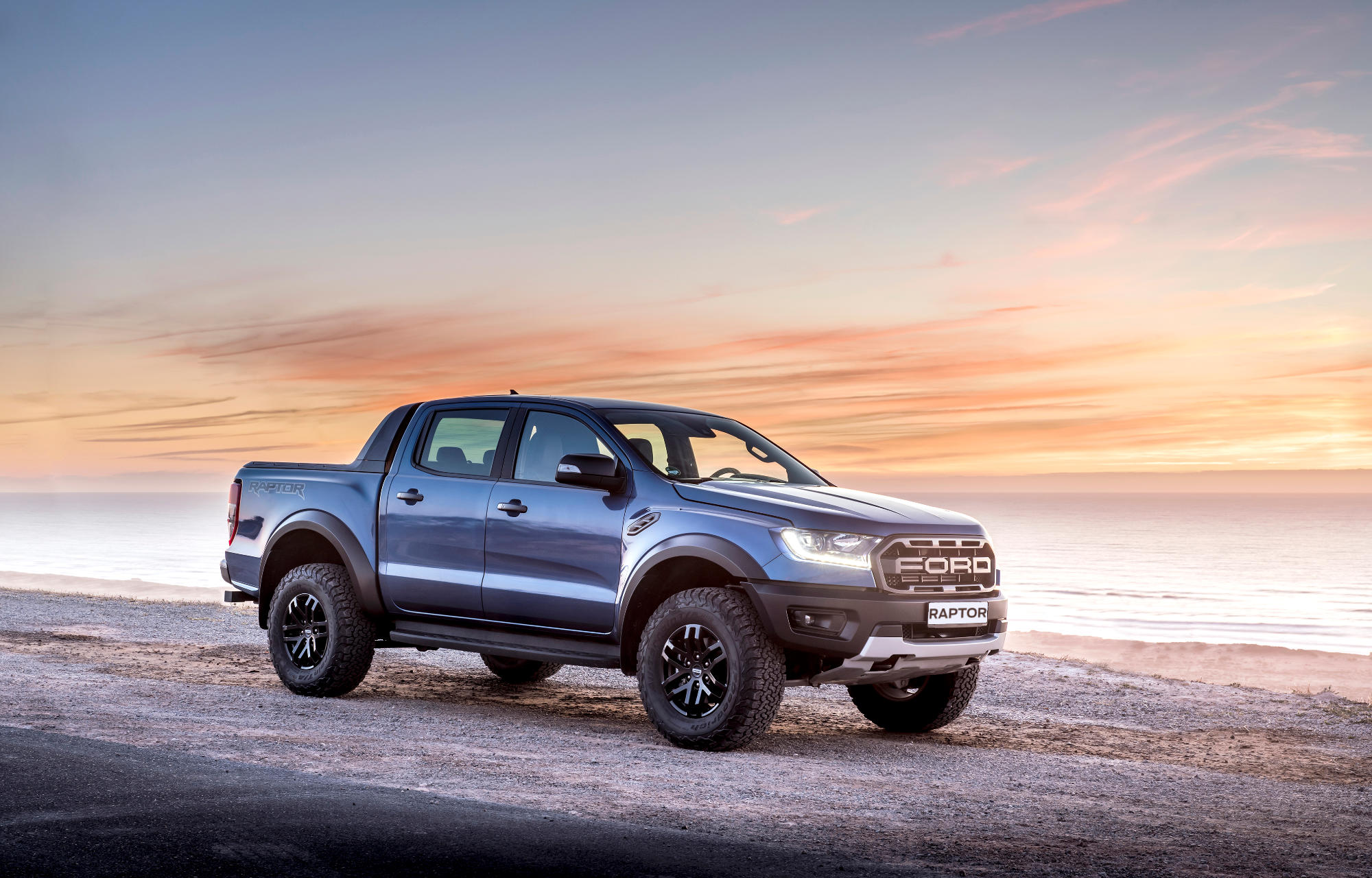 AB Automotive Ford Ranger Raptor