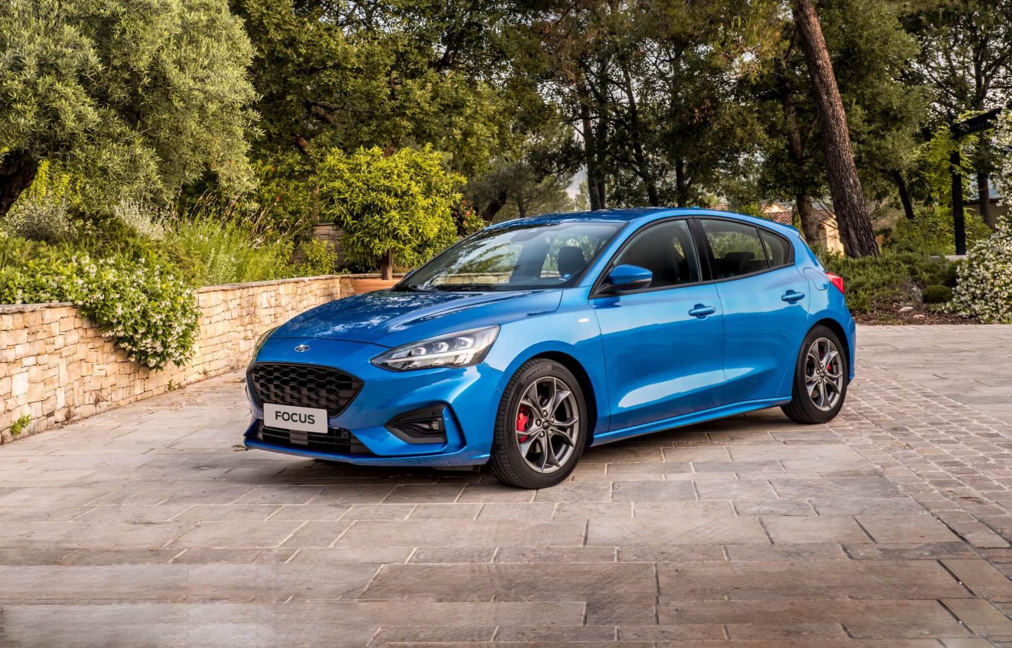 2019 Ford Fiesta ST-Line