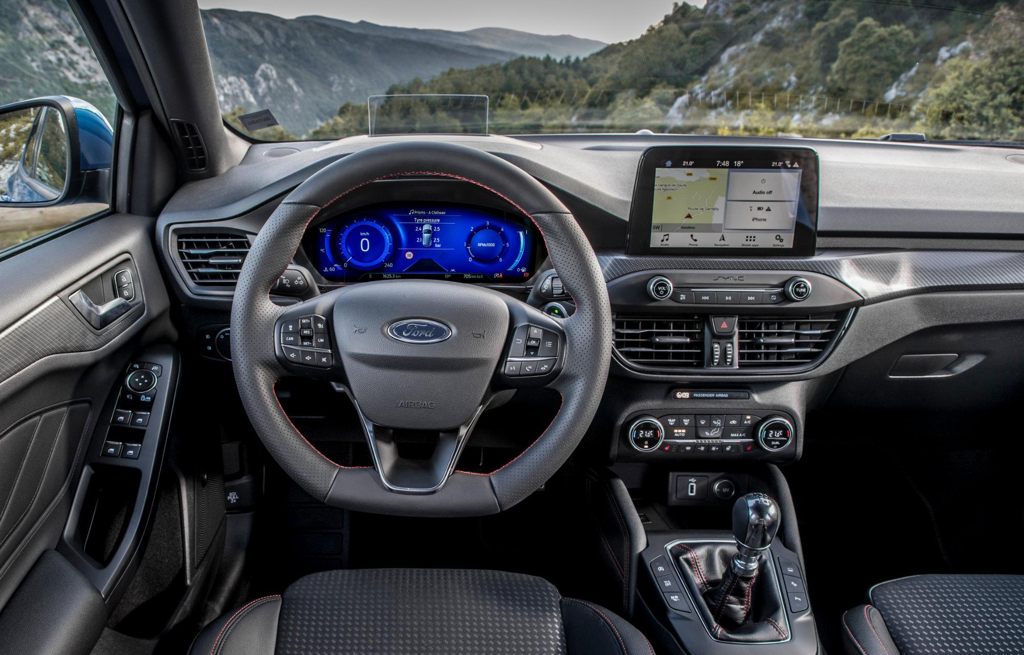 Ford Focus Hybride