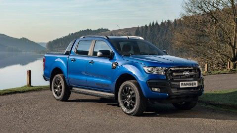 Ford Ranger Wildtrak Blue Edition