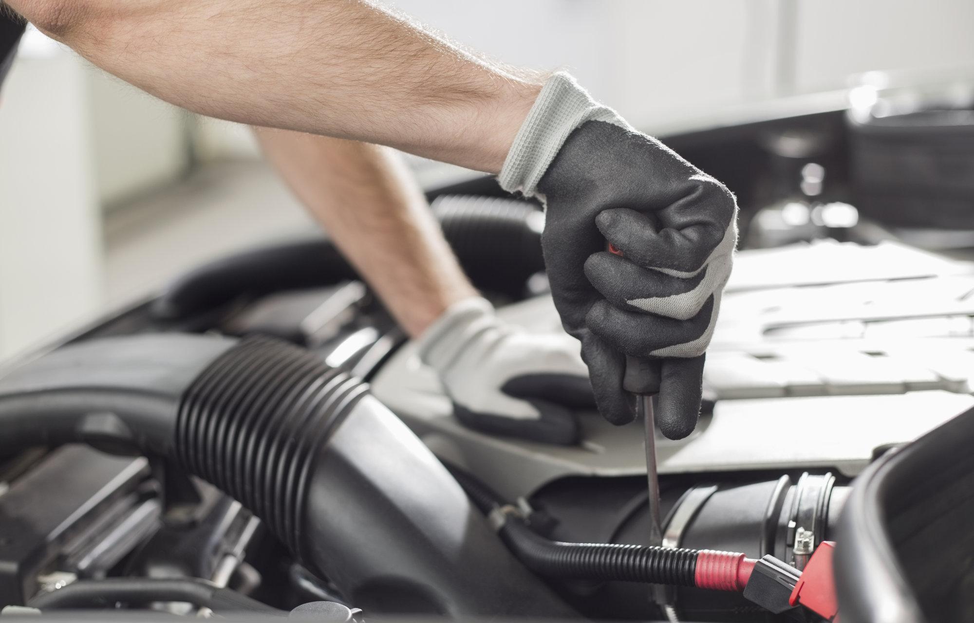 Service après vente Ford Luxmotor