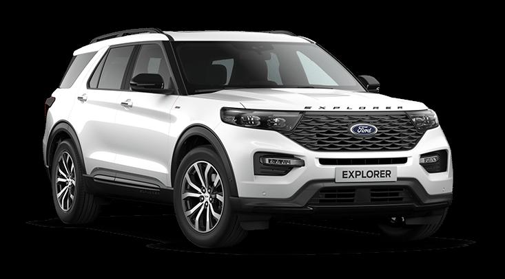 Nouveau Ford Explorer
