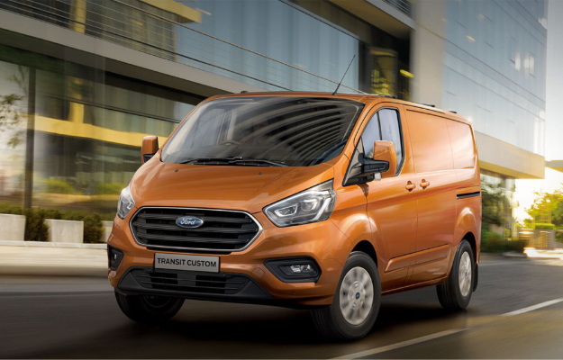 Ford Transit Custom MS-RT Luxembourg