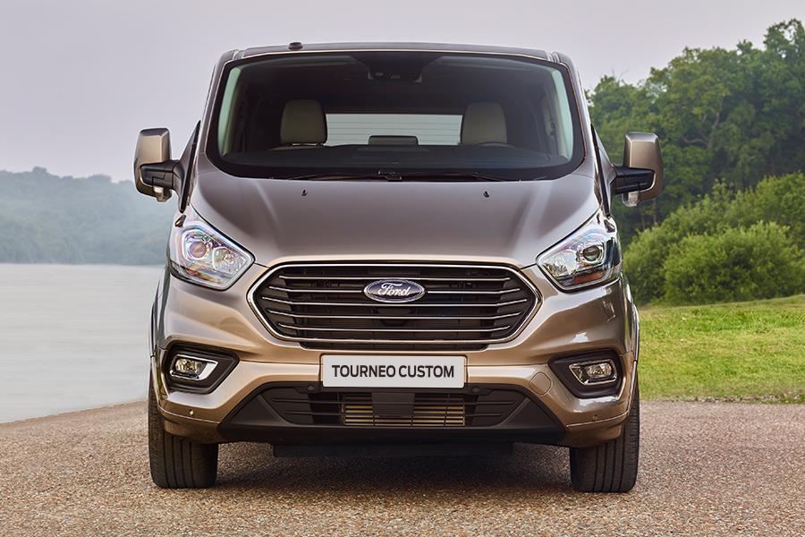 De nieuwe Ford Tourneo Custom
