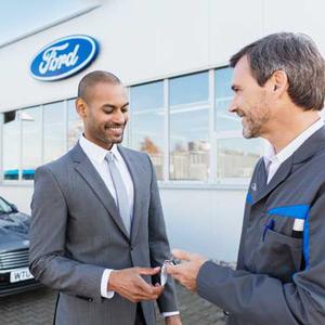 Service après-vente Garanties Ford