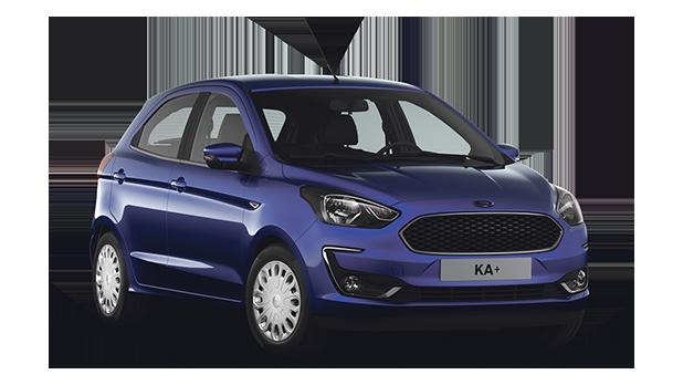 Nieuwe Ford KA+