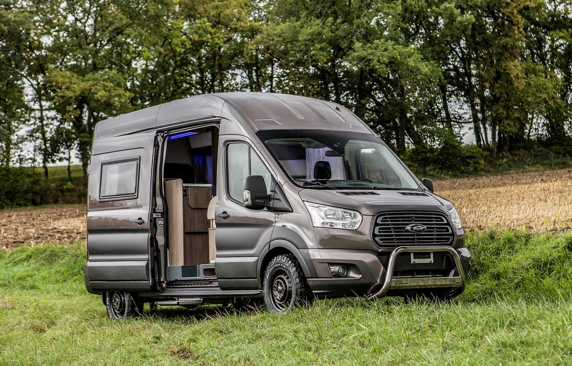 Ford Transit gebruikt voor Randger 560