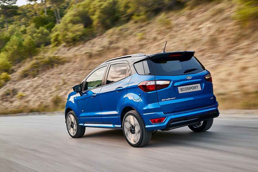 De nieuwe Ford EcoSport