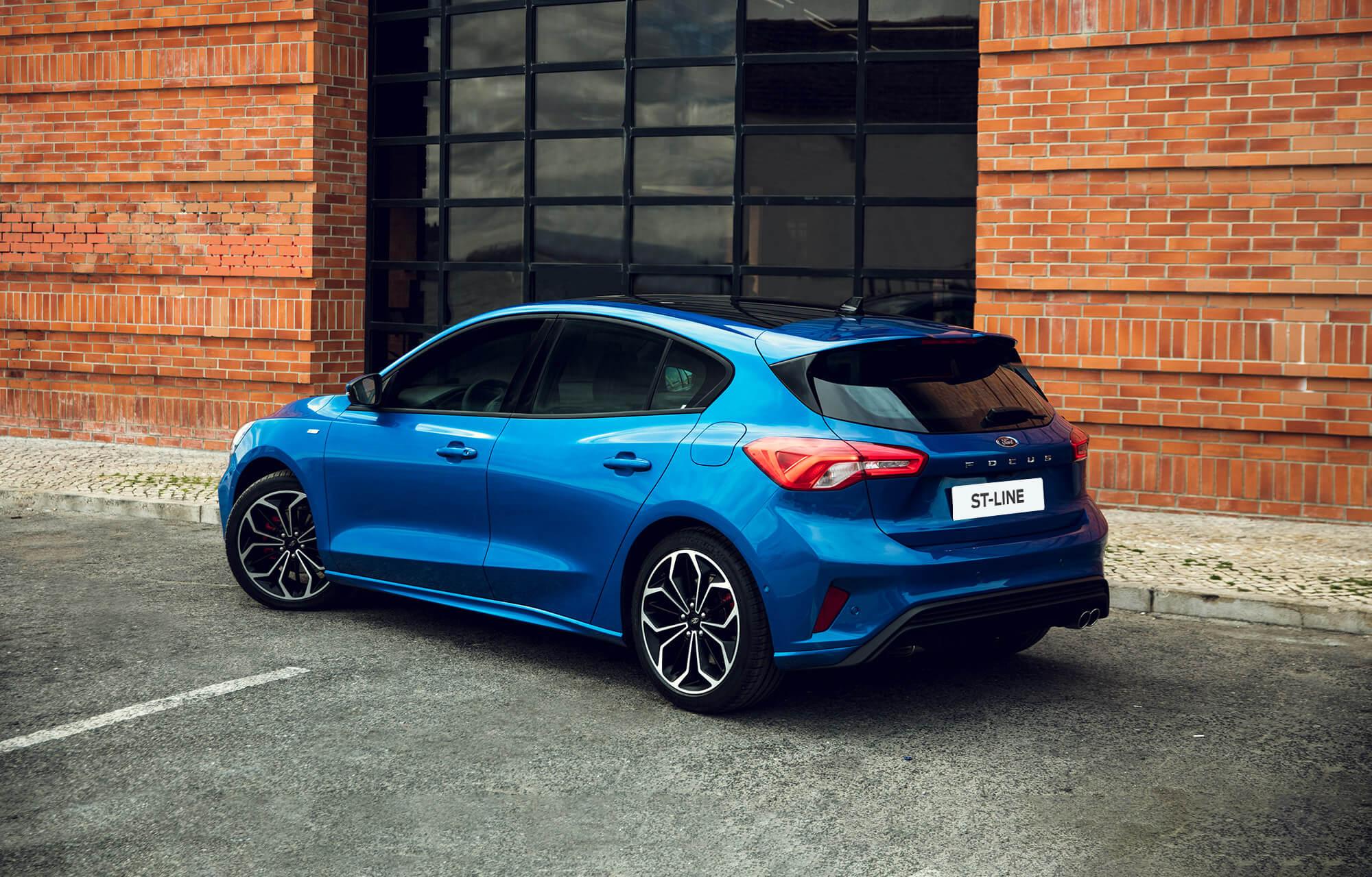 Nouvelle Ford Focus ST-Line bientôt disponible