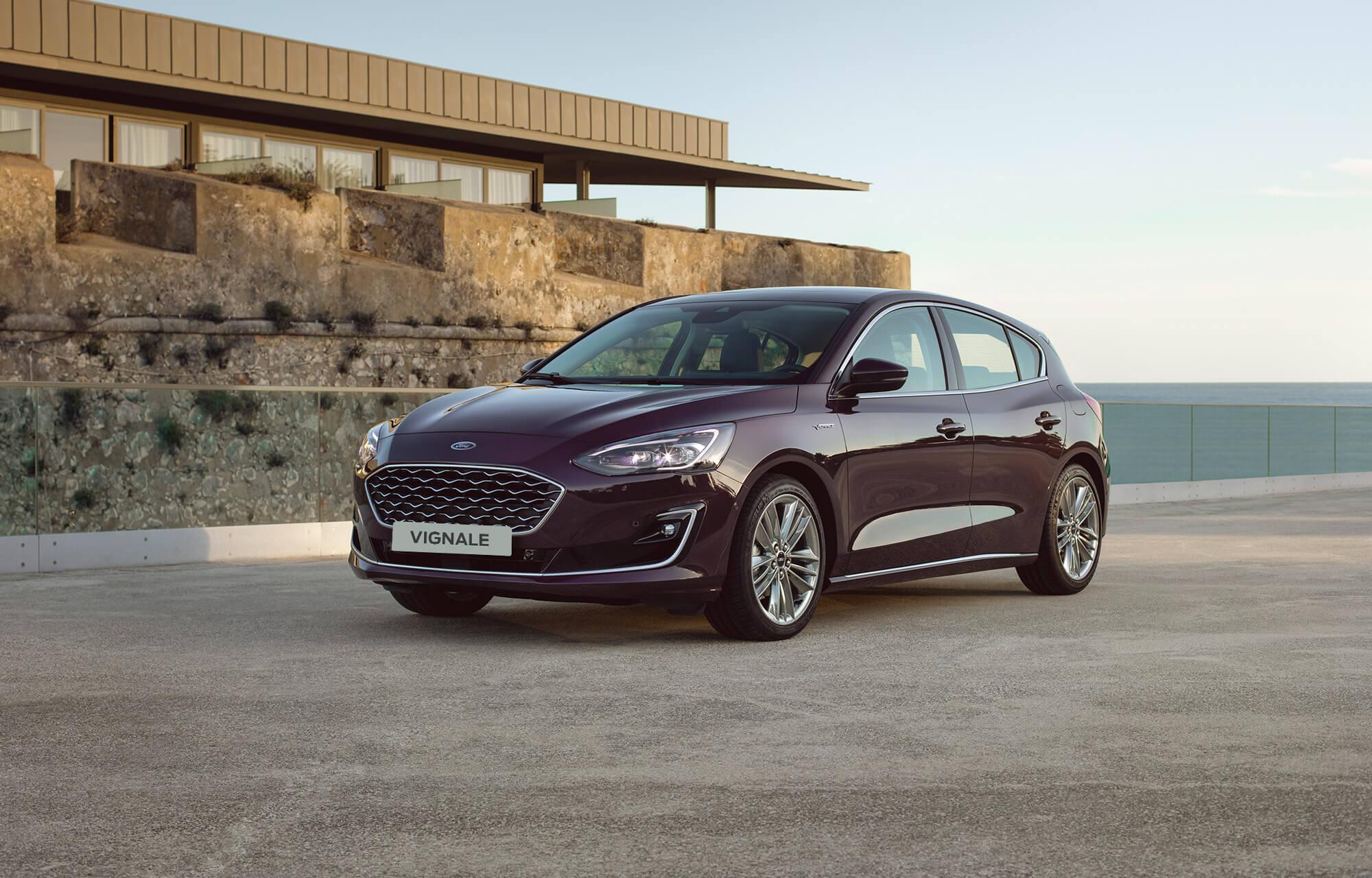 Nouvelle Ford Vignale bientôt disponible