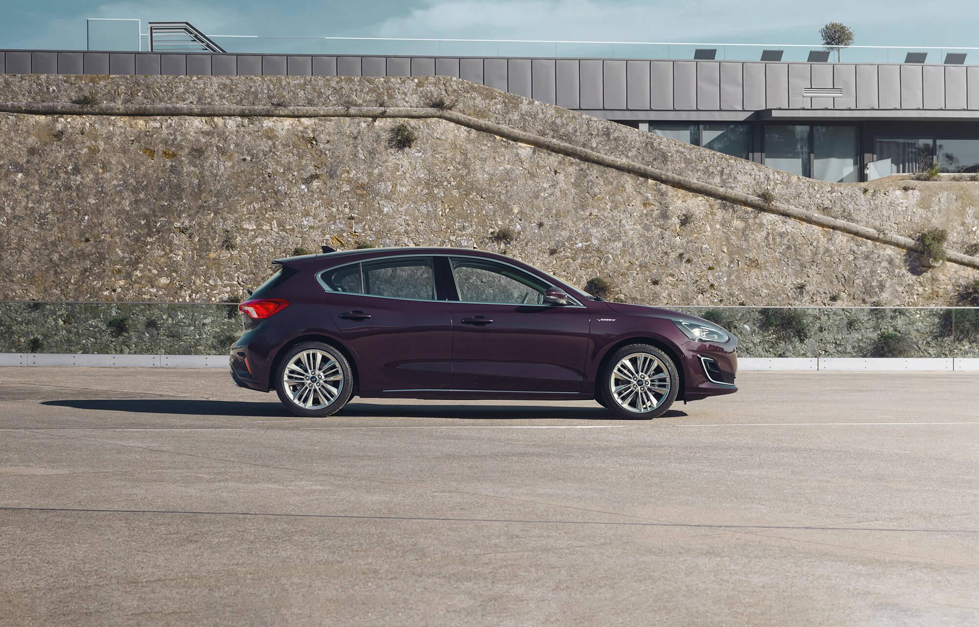 Nouvelle Ford Focus Vignale bientôt disponible