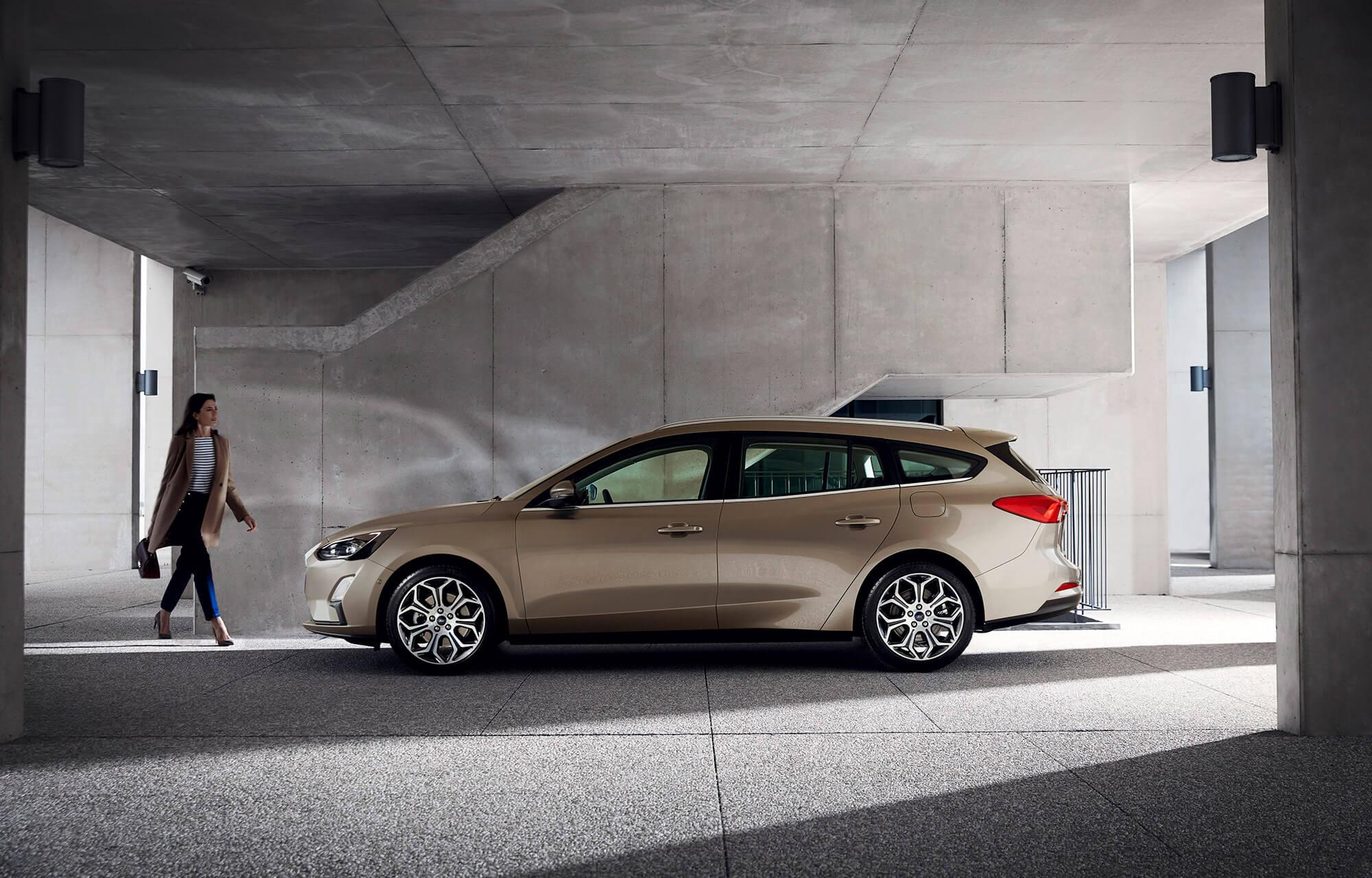 Nouvelle Ford Focus Titanium bientôt disponible