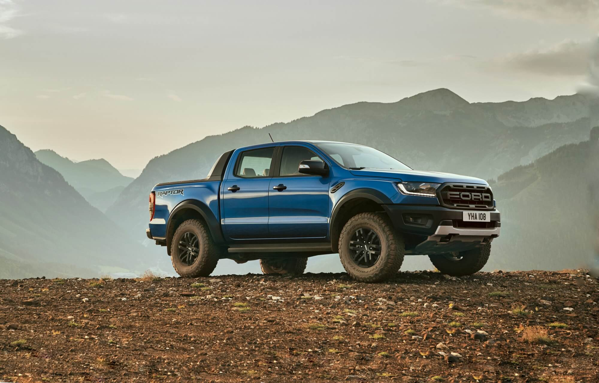 Ford Ranger Raptor performance