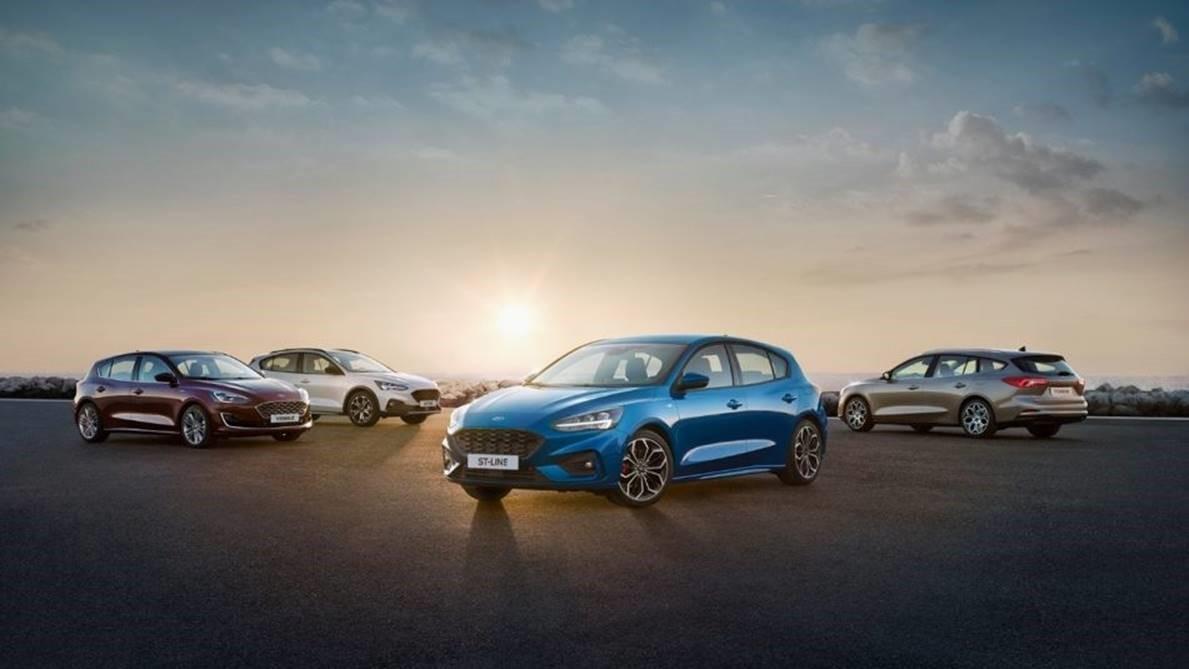 Ford Focus Bächliwis Auto AG