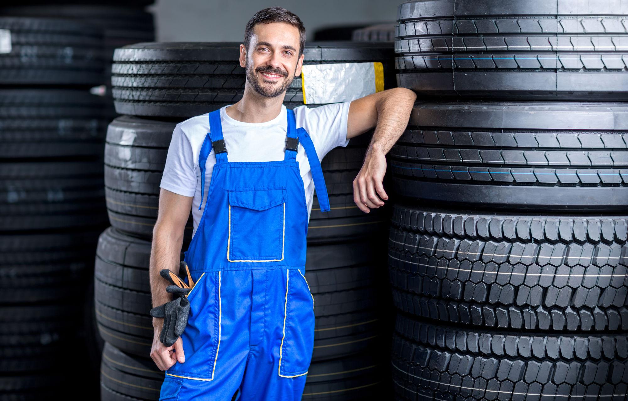Alles für Ihre Reifen