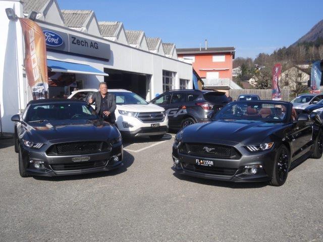Impressionen der diesjährigen Frühlingsausstellung - Ford Zech AG