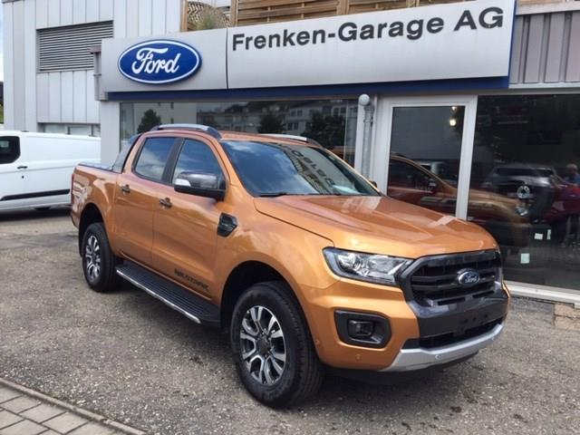 FORD RANGER Ranger Wildtrack 2.0 Eco Blue 4x4 A