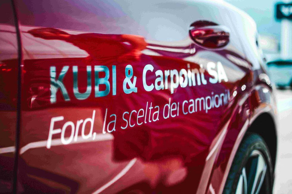 Carpoint FORD & Kubi: la scelta dei Campioni