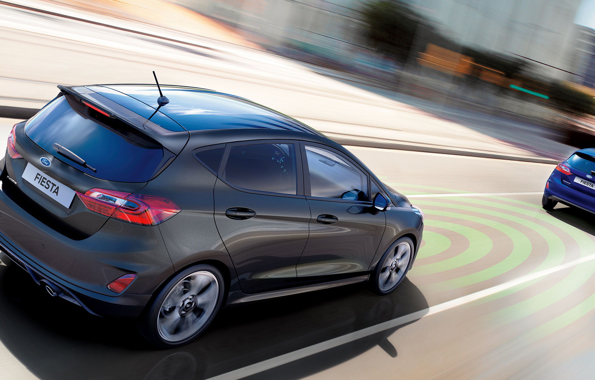 Ford Fiesta Trend Nouvelle generation