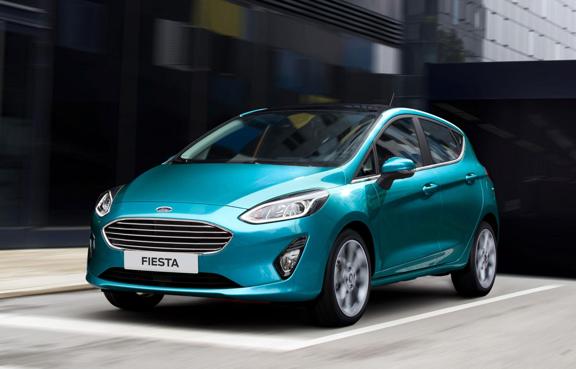 Ford Fiesta Titanium Nouvelle generation