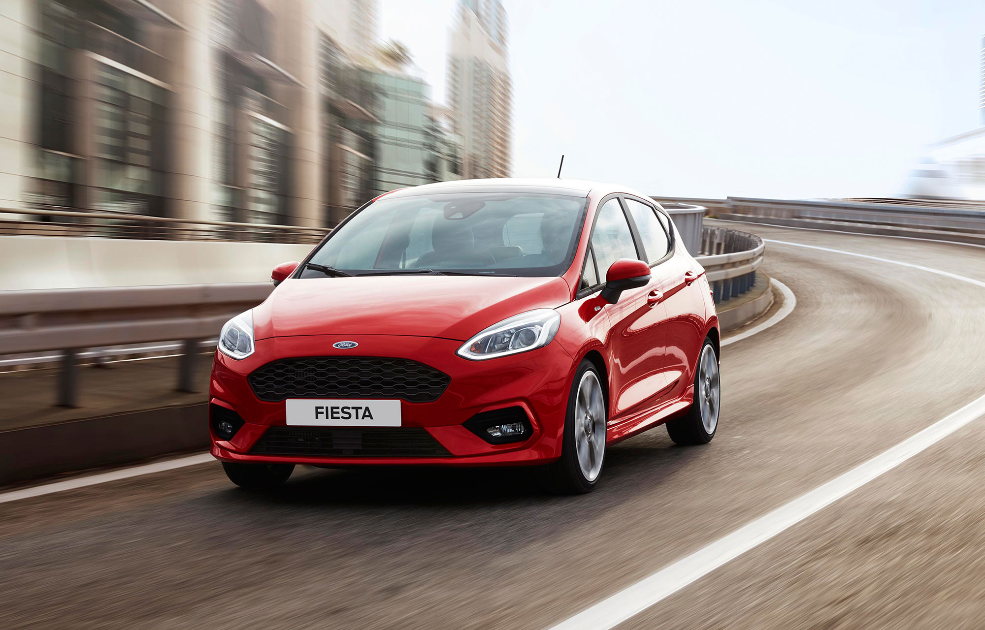 Ford Fiesta ST-Line Nouvelle generation