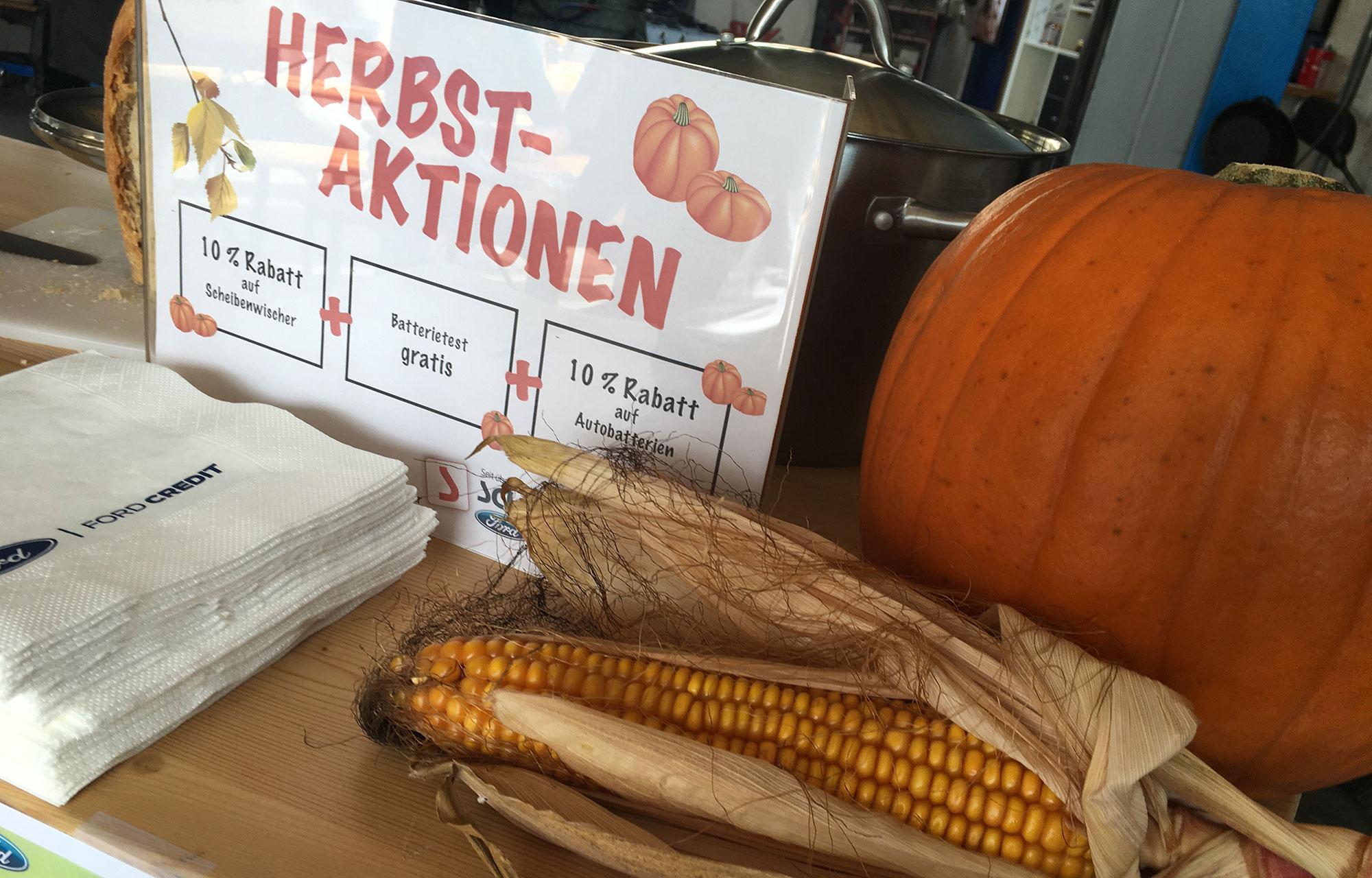 Herbstausstellung Schaub AG
