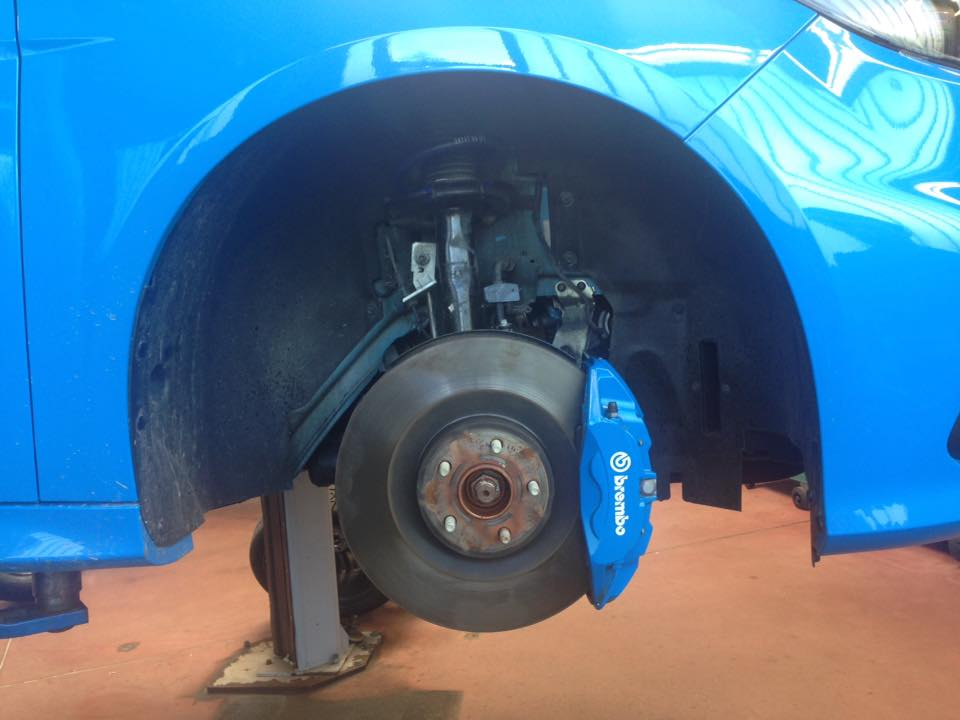 Ford Focus RS by ADP