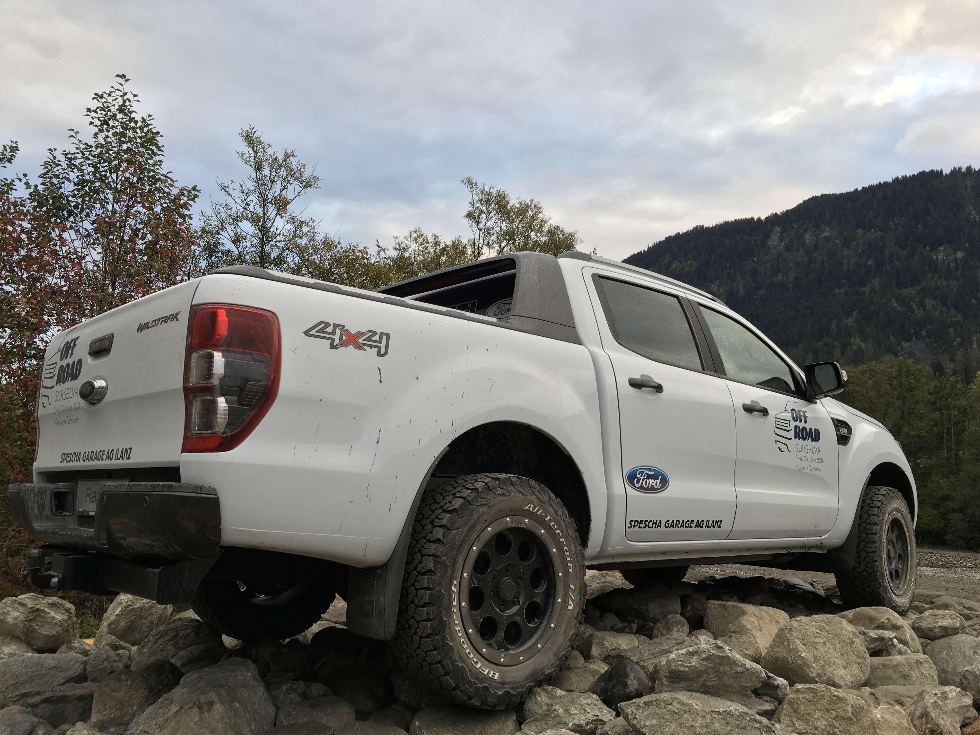 Spescha Garage Ford Ranger