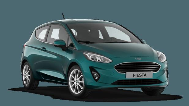 Der Neue Ford Fiesta