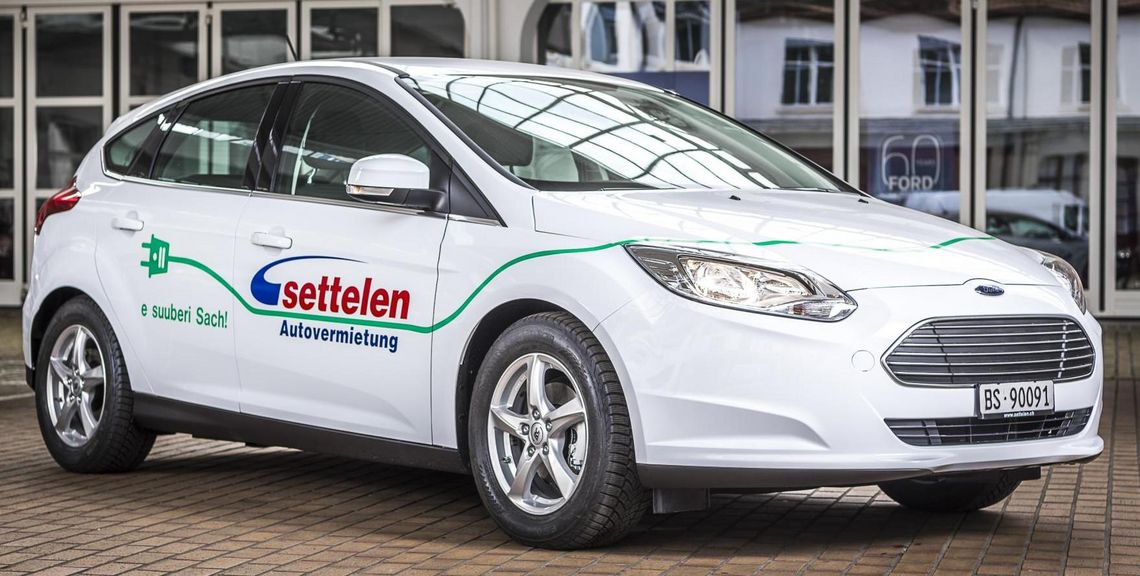 Ford Focus Electric Settelen