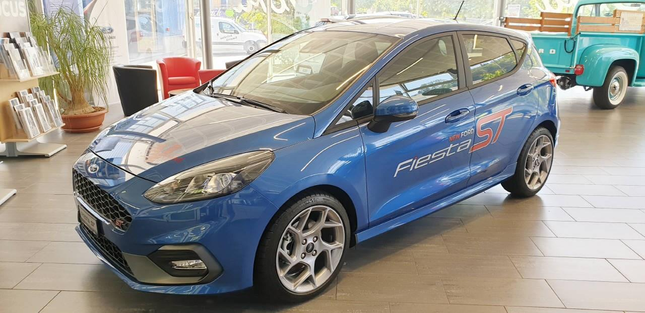 Ford Fiesta ST Garage Voney Oberuzwil