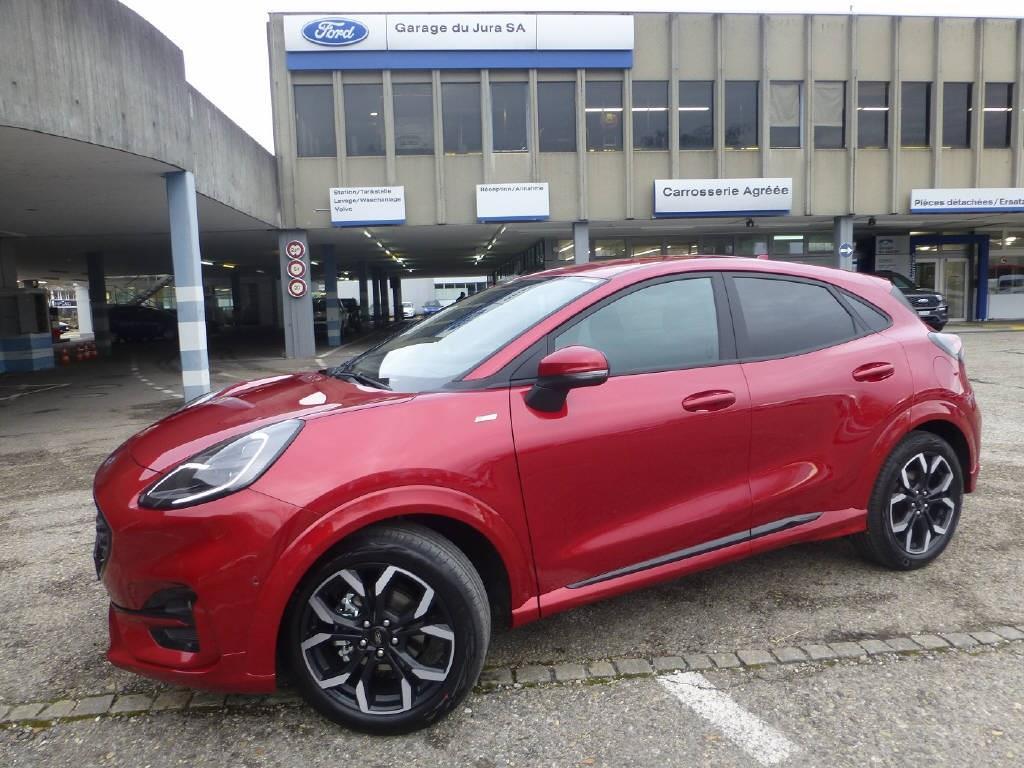 Ford Puma Garage du Jura SA Bie