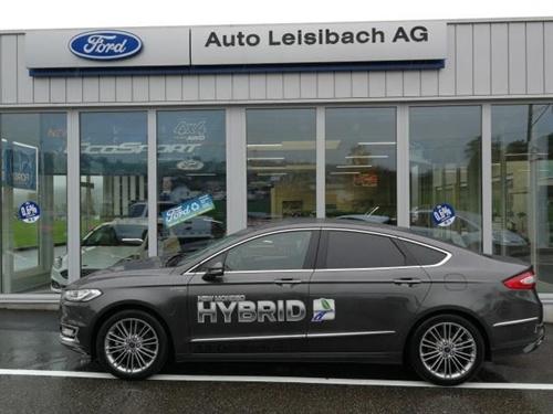 Ford Kuga Hybrid Occasion