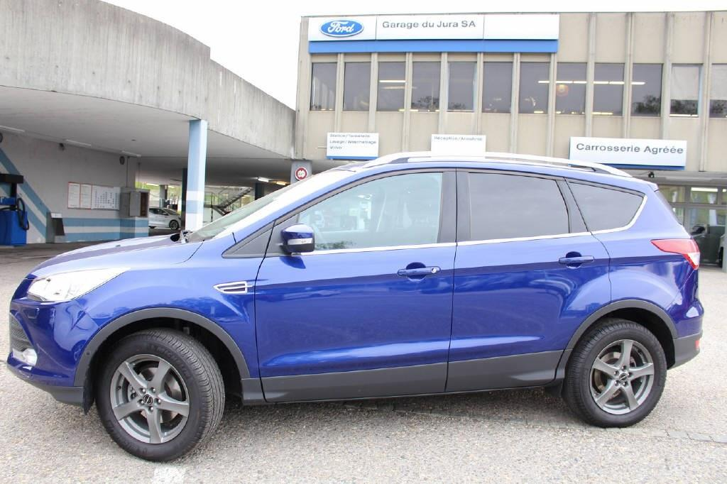 2016 Ford Kuga Occasion Garage du Jura Biel