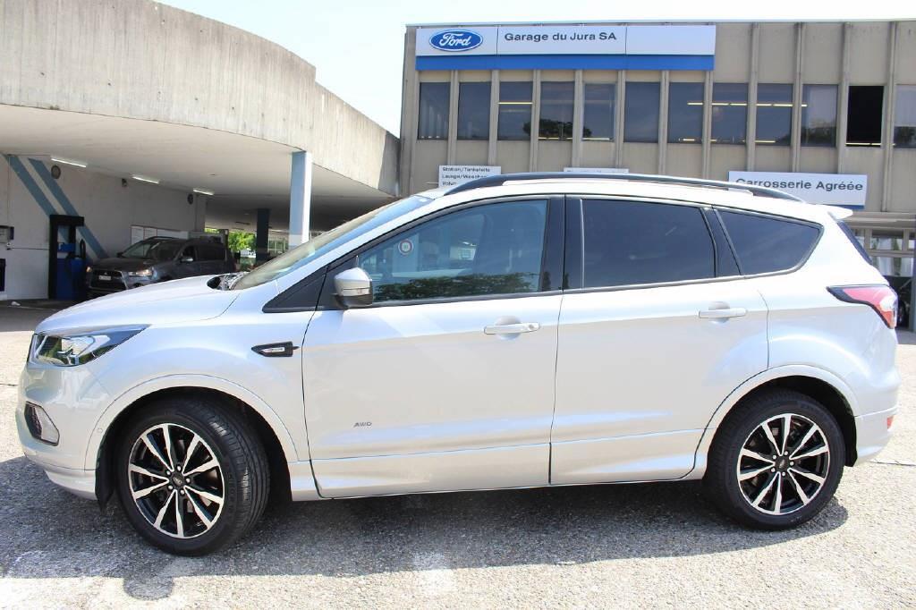 2018 Ford Kuga Occasion Garage du Jura Biel