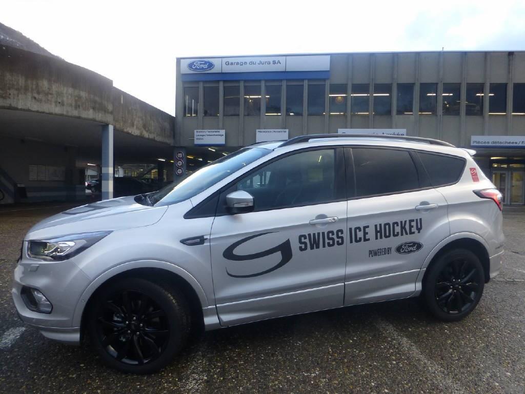 Ford Kuga Vignale Strüby Automobile Brunnen