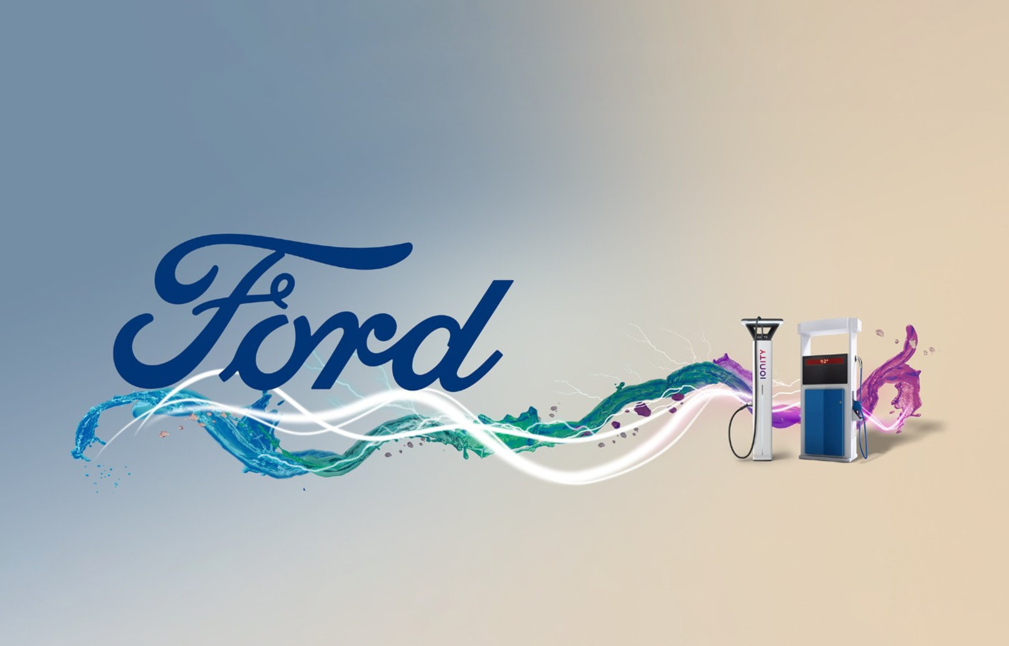 Ford Elektrofahrzeuge